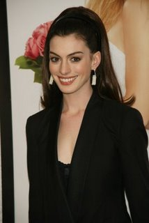 Anne Hathaway discussing 'Rachel Getting Married.'