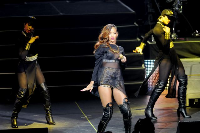 Rhianna - Revel Ovation Hall - Atlantic City, NJ - April 26, 2013 - photo by Jim Rinaldi � 2013