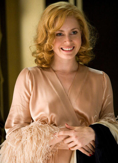 "Amy Adams in ""Miss Pettigrew Lives for a Day."""