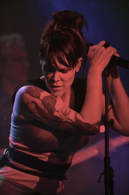 Beth Hart - The Blockley - Philadelphia, PA - May 11, 2013 - photo by Jim Rinaldi � 2013