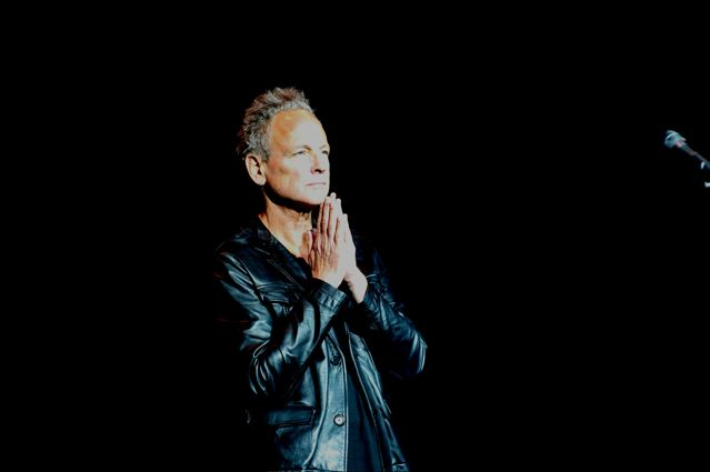Lindsey Buckingham - World Caf� Live at The Queen - Wilmington, DE - June 11, 2012 - photo by Jim Rinaldi � 2012