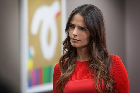 Jordana Brewster stars in DALLAS.