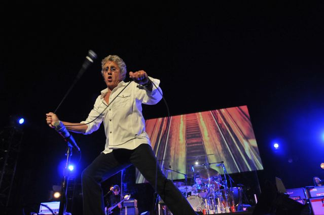 Roger Daltrey - The Mann Center - Philadelphia, PA - September 21, 2011 - photo by Jim Rinaldi � 2011