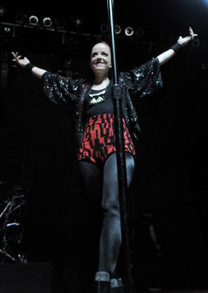 Garbage - The House of Blues - Atlantic City, NJ - May 25, 2012 - photo by Jim Rinaldi � 2012