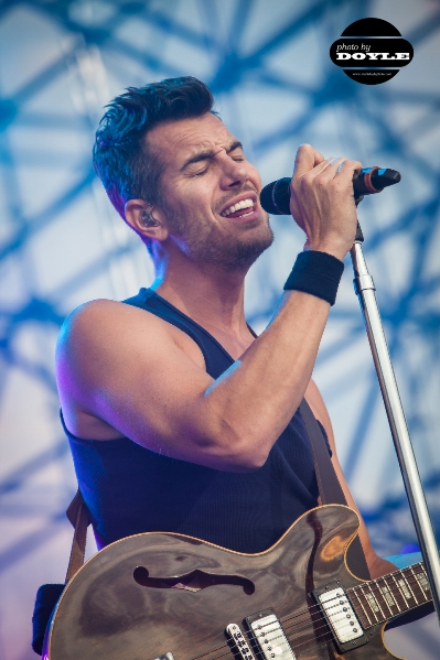 311 - Pier 97 - New York, NY - July 19, 2014 - photo by Mark Doyle � 2014