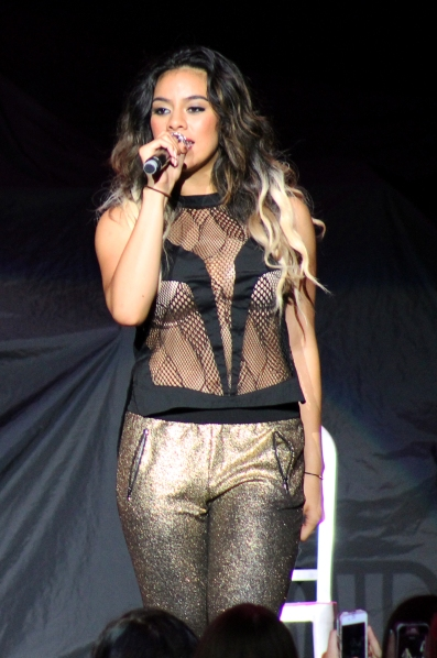 Fifth Harmony - The Mann Center for Performing Arts - Philadelphia, PA - August 21, 2014 - photo by Maggie Mitchell � 2014