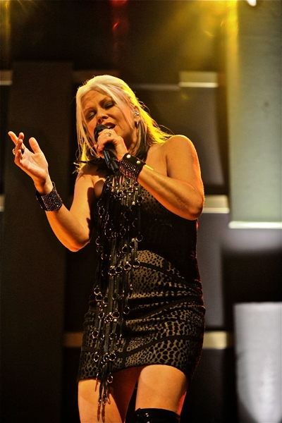 Terri Nunn & Berlin - World Caf� Live - Philadelphia, PA - July 14, 2014 - photo by Jim Rinaldi � 2014