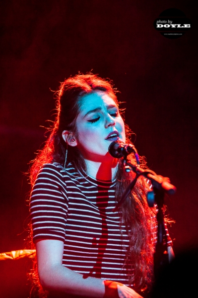 Birdy - Irving Plaza - New York, NY - April 16, 2014 - photo by Mark Doyle � 2014