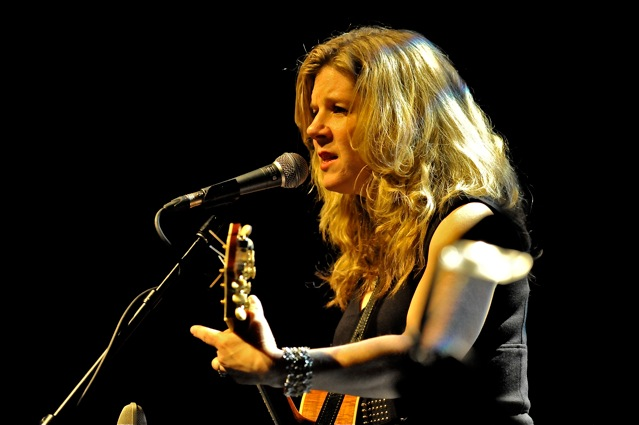 Dar Williams - The Keswick Theatre - Glenside, PA - February 28, 2014 - photo by Jim Rinaldi � 2014