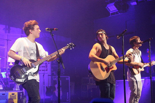 Emblem3 - Tower Theatre - Philadelphia, PA - February 21, 2014 - photo by Alycia Fabrizio � 2014