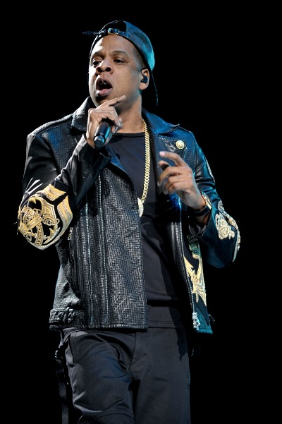 Jay-Z - Wachovia Center - Philadelphia, PA - January 29, 2014 - photo by Jim Rinaldi � 2014