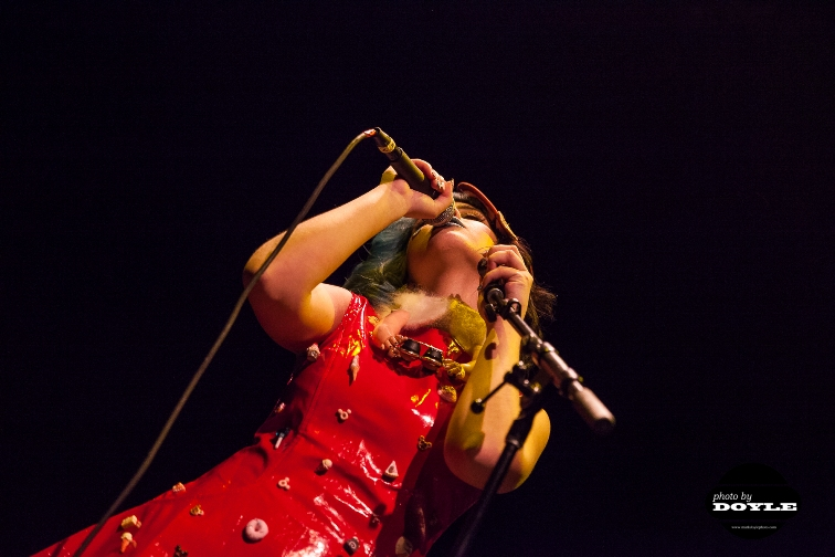 Melanie Martinez - Gramercy Theatre - New York, NY - February 15, 2014 - photo by Mark Doyle � 2014