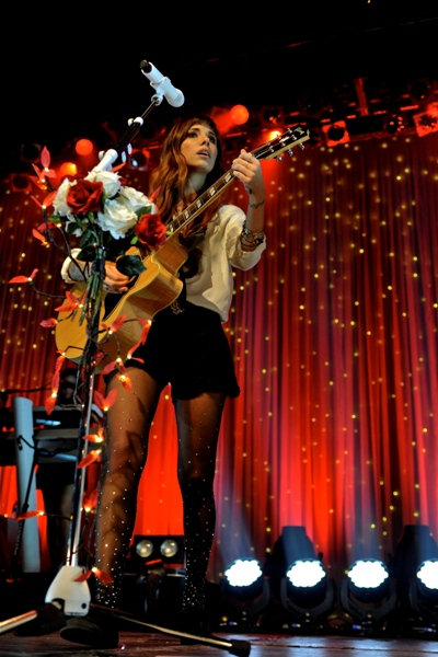 Christina Perri - Electric Factory - Philadelphia, PA - April 19, 2014 - photo by Jim Rinaldi � 2014