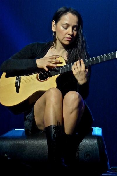 Rodrigo y Gabriela - The State Theater - New Brunswick, NJ - July 30, 2014 - photo by Jim Rinaldi � 2014