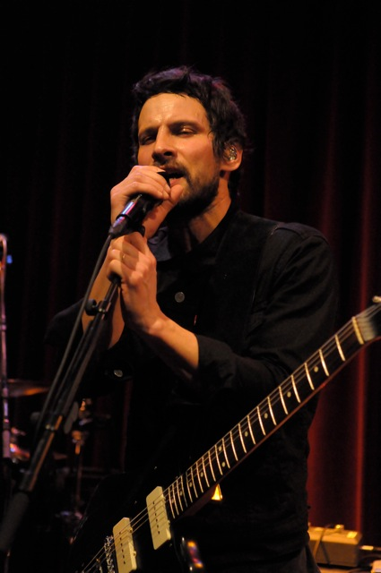 Sam Roberts Band - World Caf� Live - Philadelphia, PA - February 21, 2014 - photo by Jim Rinaldi � 2014