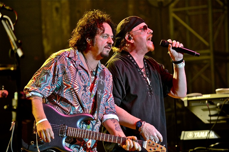 Toto - The Keswick Theatre - Glenside, PA - September 4, 2014 - photo by Jim Rinaldi � 2014