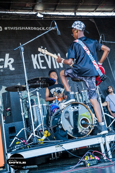 Unlocking the Truth � Vans Warped Tour � Jones Beach Amphitheater � Jones Beach, NY � July 12, 2014 - photo by Mark Doyle � 2014