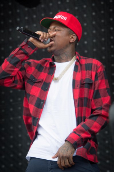 YG - Made In America Festival - Day Two - Benjamin Franklin Parkway - Philadelphia, Pennsylvania - August 31, 2014 - photo by Gabby Simonis � 2014