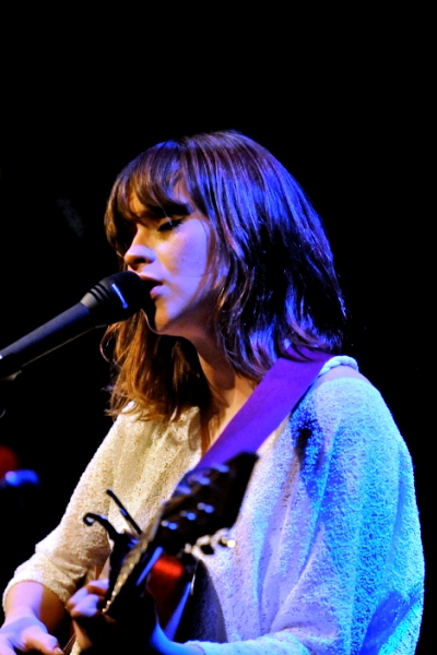 Gabrielle Aplin - World Caf� Live - Philadelphia, PA - May 11, 2014 - photo by Jim Rinaldi � 2014