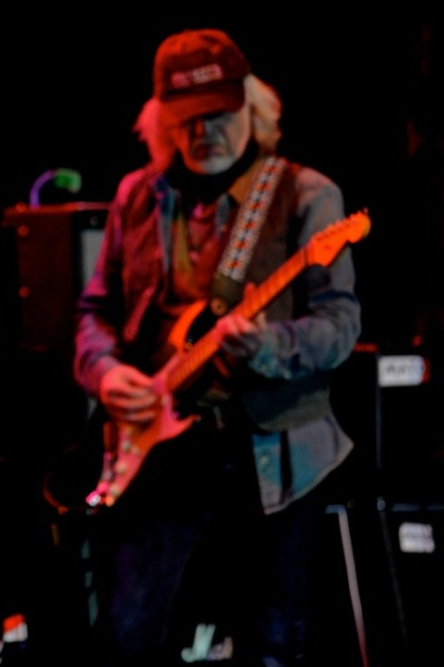 Experience Hendrix Concert featuring Brad Whitford - The Keswick Theater - Glenside, PA - March 21, 2014