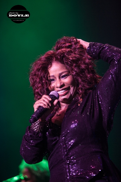 Chaka Khan - Hammerstein Ballroom - New York, NY - August 23, 2014 - photo by Mark Doyle � 2014