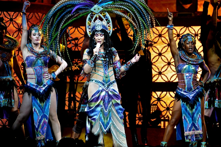 Cher - Wells Fargo Center - Philadelphia, PA - April 28, 2014 - photo by Jim Rinaldi � 2014