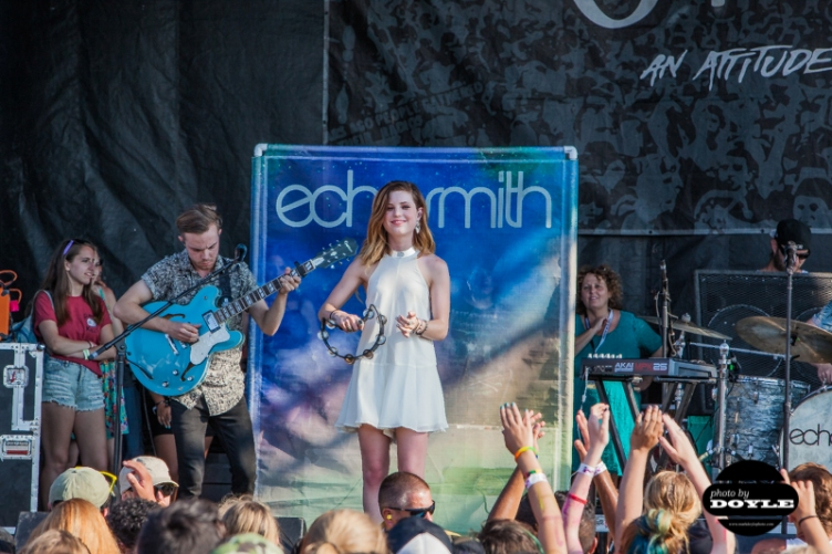 Echosmith � Vans Warped Tour � Jones Beach Amphitheater � Jones Beach, NY � July 12, 2014 - photo by Mark Doyle � 2014