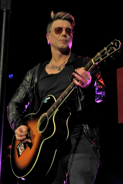 Goo Goo Dolls - Susquehanna Bank Center - Camden, NJ - August 17, 2014 - photo by Ally Abramson � 2014