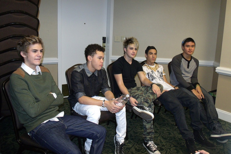 IM5 at the Philadelphia Fall Fan Fest, November 17, 2013.
