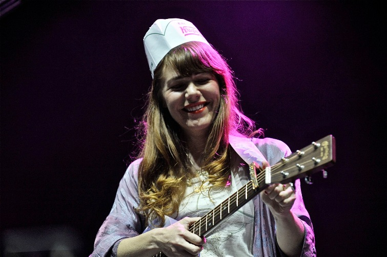 Jenny Lewis - 2014 XPoNential Music Festival Day Two - Susquehanna Bank Center - Camden, NJ - July 26, 2014 - photo by Jim Rinaldi � 2014
