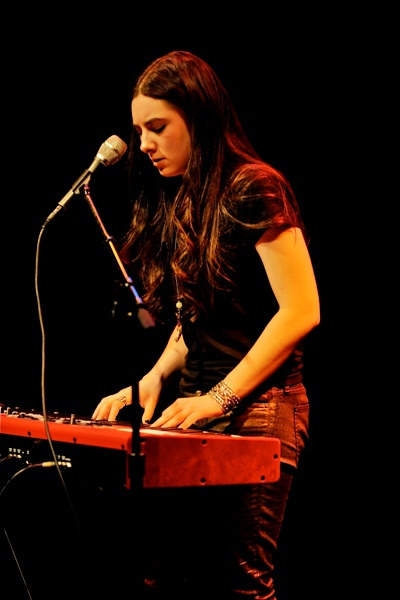 Lindsey Cohen - World Caf� Live - Philadelphia, PA - May 20, 2014 - photo by Jim Rinaldi � 2014