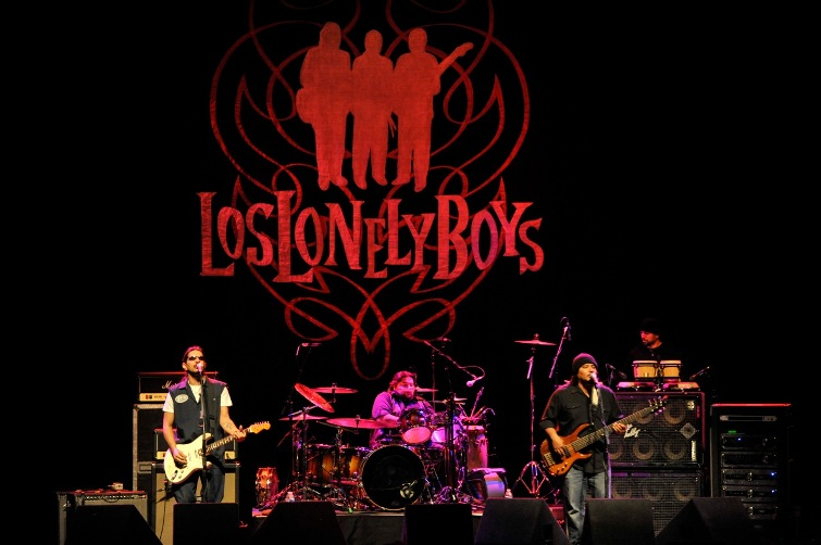 Los Lonely Boys - The Keswick Theatre - Glenside, PA - April 4, 2014 - photo by Jim Rinaldi � 2014
