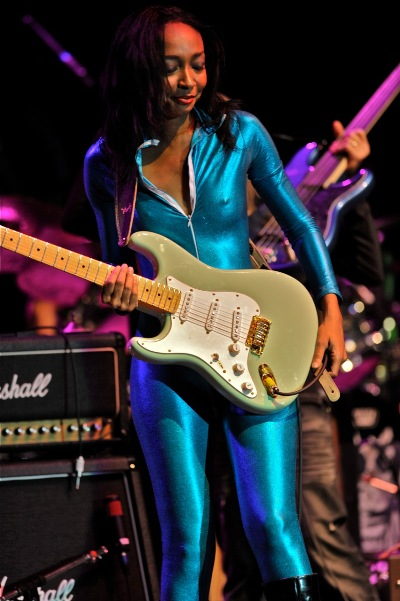 Experience Hendrix Concert featuring Malina Moye - The Keswick Theater - Glenside, PA - March 21, 2014