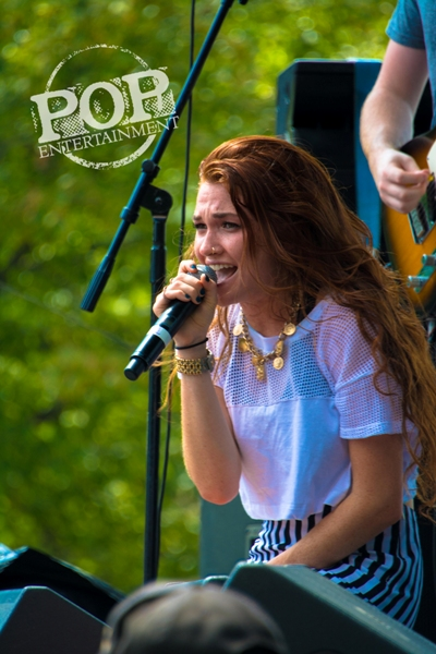 Misterwives - Made In America Festival - Day Two - Benjamin Franklin Parkway - Philadelphia, Pennsylvania - August 31, 2014 - photo by Gabby Simonis � 2014