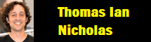 Thomas Ian Nicholas interview about Wizard World