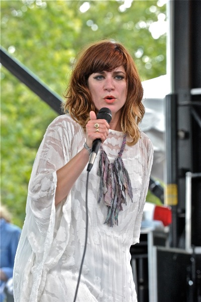 Nicole Atkins - 2014 XPoNential Music Festival Day Three - The Marina Stage at Wiggins Park - Camden, NJ - July 27, 2014 - photo by Jim Rinaldi � 2014