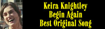 2015 Oscar Nominee - Keira Knightley - Best Original Song - Begin Again