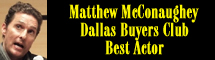 2014 Oscar Nominee - Matthew McConaughey - Best Actor - Dallas Buyer's Club