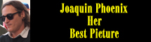 2014 Oscar Nominee - Joaquin Phoenix - Best Picture - Her