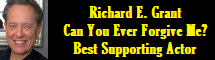 Richard E. Grant - Can You Ever Forgive Me? - Best Supporting Actor 2019