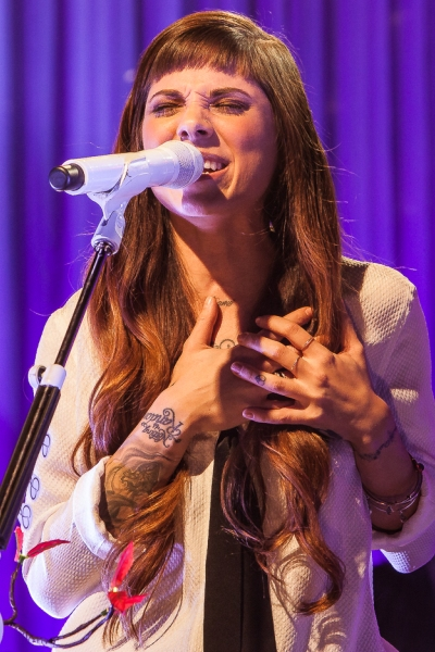 Christina Perri - Irving Plaza - New York, NY - April 16, 2014 - photo by Mark Doyle � 2014