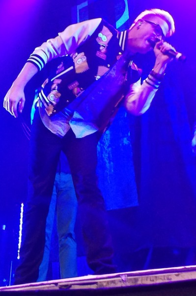 Pentatonix - Electric Factory - Philadelphia, PA - March 30, 2014 - photo by Rachel Disipio � 2014