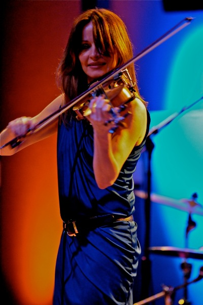 Sharon Corr - World Caf� Live - Philadelphia, PA - March 15, 2014 - photo by Jim Rinaldi � 2014