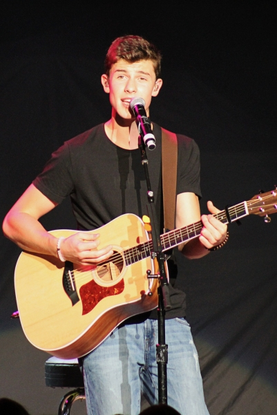 Shawn Mendes - The Mann Center for Performing Arts - Philadelphia, PA - August 21, 2014 - photo by Maggie Mitchell � 2014