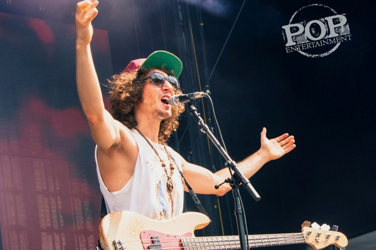 Vacationer - Made In America Festival - Day Two - Benjamin Franklin Parkway - Philadelphia, Pennsylvania - August 31, 2014 - photo by Gabby Simonis � 2014