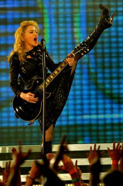 Madonna - Wells Fargo Center - Philadelphia, PA - August 28, 2012 - photo by Jim Rinaldi � 2012