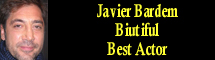 2011 Oscar Nominee - Javier Bardem - Best Actor - Biutiful
