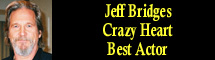 2010 Oscar Nominee - Jeff Bridges - Best Actor - Crazy Heart