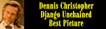 2013 Oscar Nominee - Dennis Christopher - Best Picture - Django Unchained