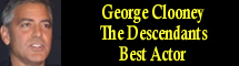 2012 Oscar Nominee - George Clooney - Best Actor - The Descendants
